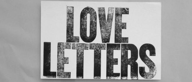 Auckland Heritage Festival: Love Letters: The Letterpress