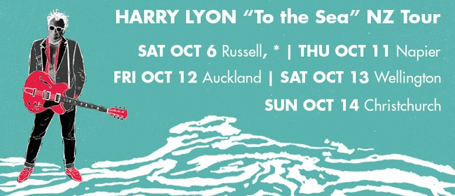 Harry Lyon - To the Sea Album Tour, with The Bads (Duo)