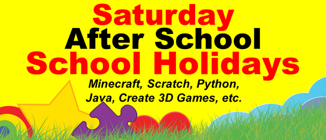 Computer Game Design in 3D - School Holiday Programme