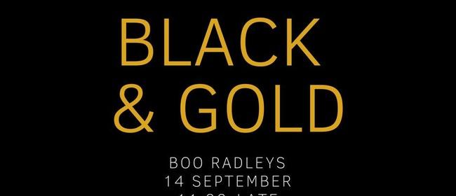 Black & Gold Debut