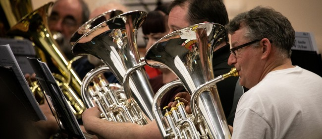 Thomsons ITM - Waikato Bay of Plenty Brass Band Contest
