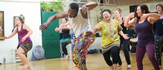 African Songs, Drumming and Dance Workshop