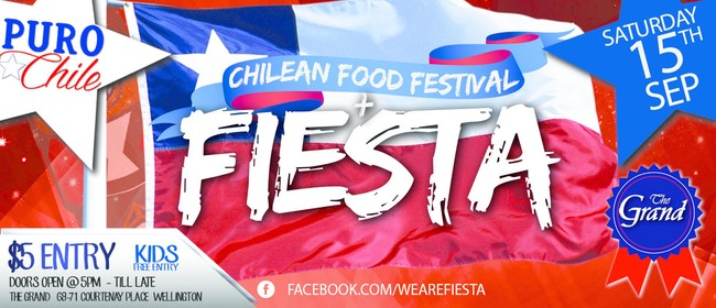 Latin Fiesta and Food Festival Chile