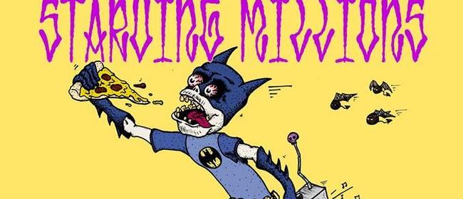 Starving Millions, Super Narco Man, Hemmordroid