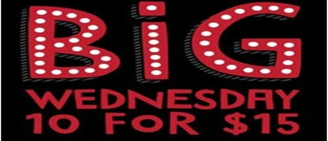 Big Wednesday - Fresh Comedy