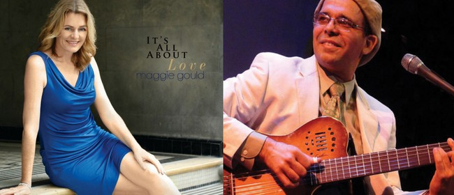 Maggie Gould Nanny Assis Todo Amor Release Concert