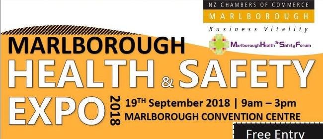 Marlborough Health & Safety Expo 2018
