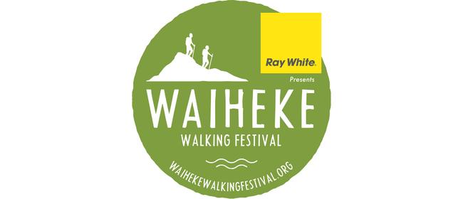 Waiheke Walking Festival 2018