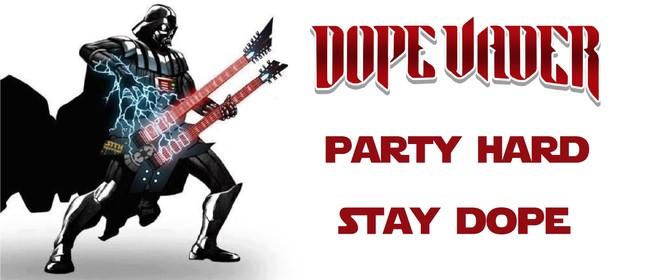 Dope Vader 90's Hard Rock Grunge Stoner Metal Anthems
