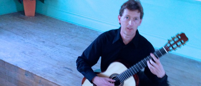 Classical Guitar Concert with Bruce Paine