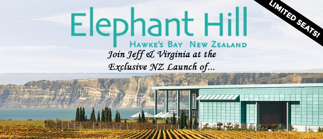 Elephant Hill Icon and Limited Edition Ranges Tasting