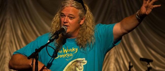 Craig Smith Wonky Donkey Man Holiday Show