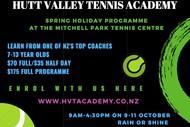 Spring Tennis Holiday Program With Top NZ Coach Marc Paulik