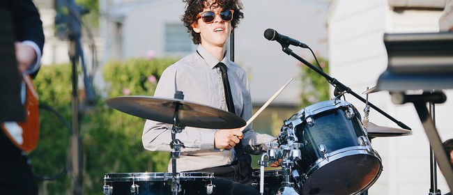 Drums Day - Rock and Pop Academy School Holiday Workshops
