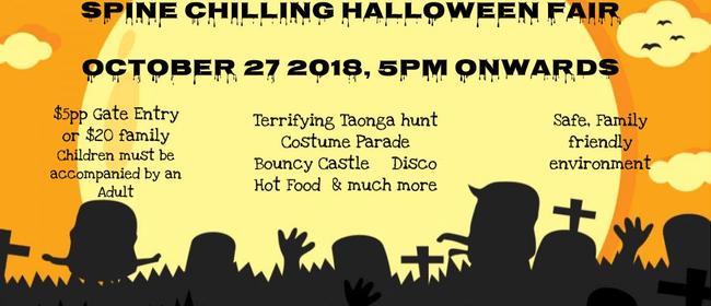 Spring Creek School Halloween Fair