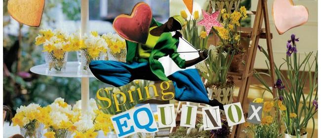 Dance Spring Equinox with Open Floor