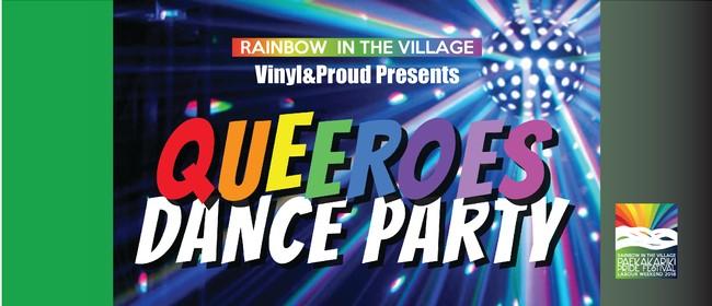 Paekakariki Pride 2018 Queeroes Dance Party