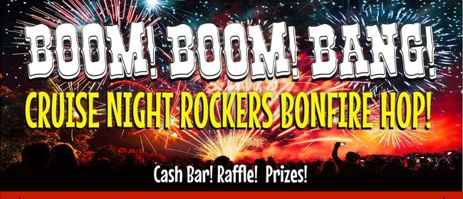 Boom Boom Deluxe At Cruise Night Rockers