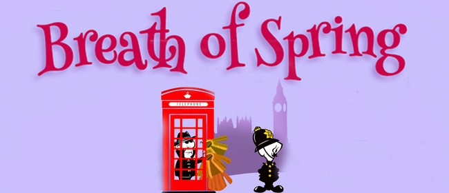 Breath Of Spring - Hilarious English Comedy