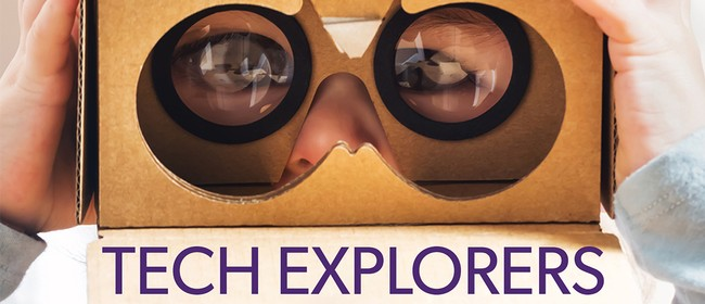 Science Thursday - Tech Explorers