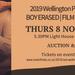 Out Wellington Fundraiser - Boy Erased