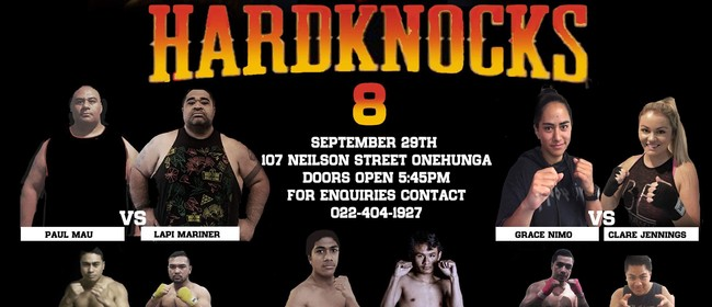 HardKnocks 8 Fight Night