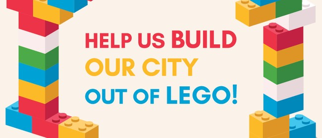Lego - Help Us Build Our City