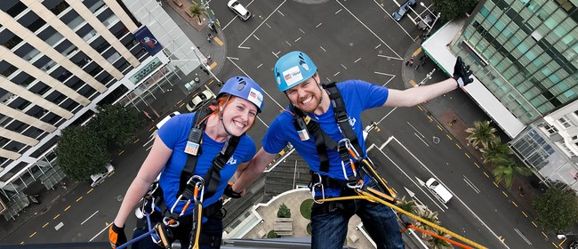Make-A-Wish Rope For Hope Abseil Challenge