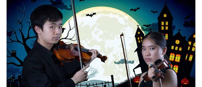 UC Christchurch Youth Orchestra presents Halloween
