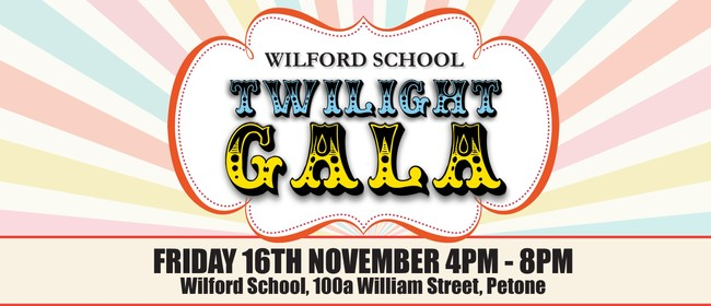 Wilford School Twilight Gala