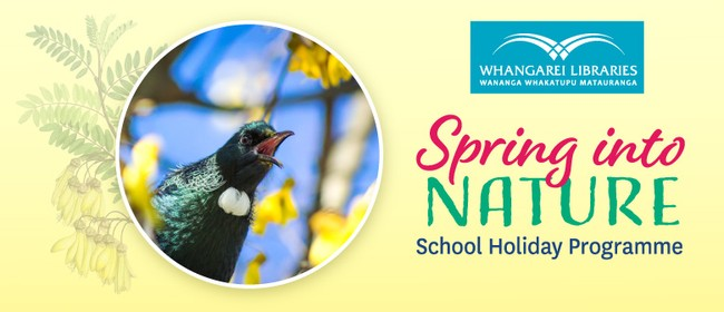 Spring Into Nature School Holiday Programme