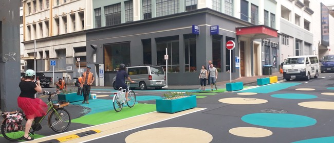 On the Frontline of Tactical Urbanism