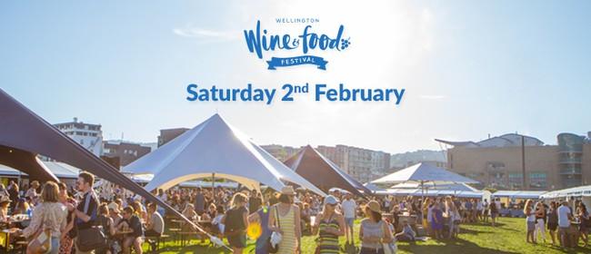 Wellington Wine & Food Festival