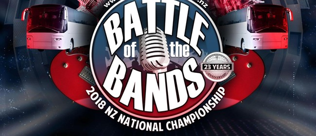 Battle of the Bands 2018 National Championship - AKL Heat 1