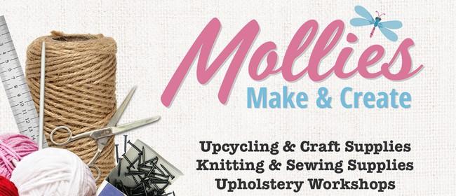 Beginners Upholstery Workshop