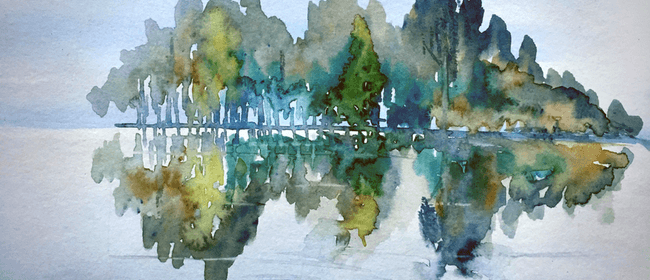 Reflections In Watercolour: Beginner's Watercolour Painting