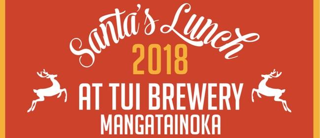 Santa's Lunch 2018