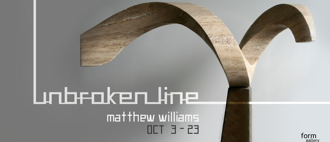 Unbroken Line - Contemporary Sculpture by Matthew Williams
