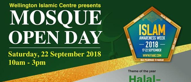 Open Day at Kilbirnie Mosque