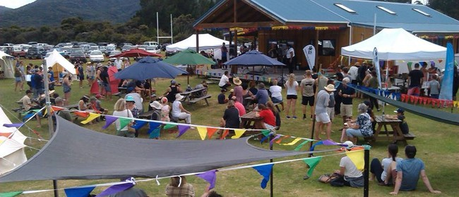 Great Barrier Island New Years Picnic