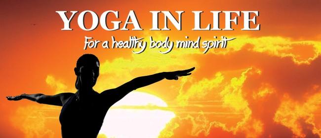 Yoga In Life - Trauma Sensitive Yoga Koha Class
