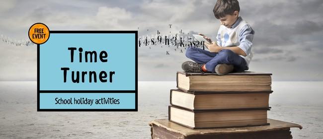 School Holiday Program - Time Turner