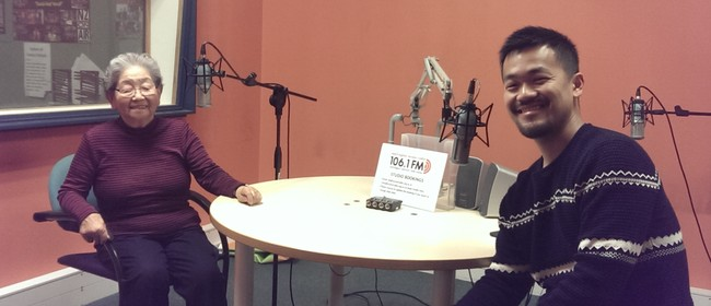 Japan Radio Wellington: NZ War Bride Taeko Yoshioka-Braid