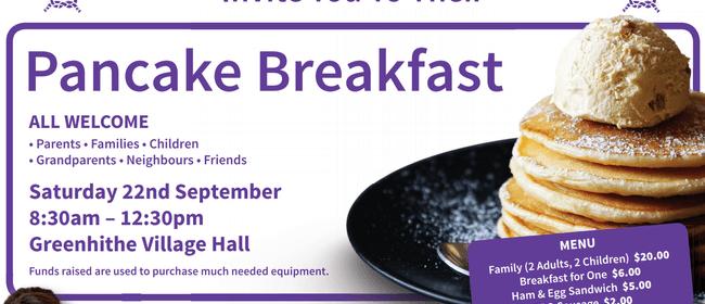Pancake Breakfast 2018