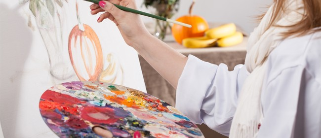 Adults Drawing & Painting - Beginner/Intermediate