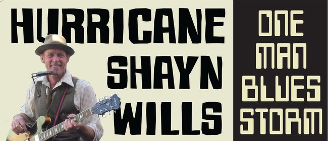 Hurricane Shayn Wills