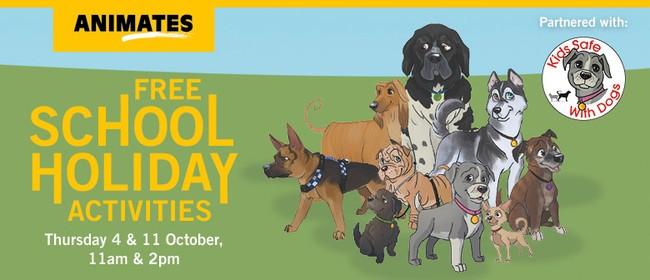 Animates Anzac Parade - School Holiday Activities