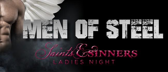 Men of Steel: Saints & Sinners