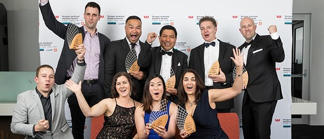 Westpac Auckland Business Awards North-West Gala Dinner