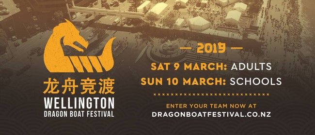 Wellington Dragon Boat Festival 2019